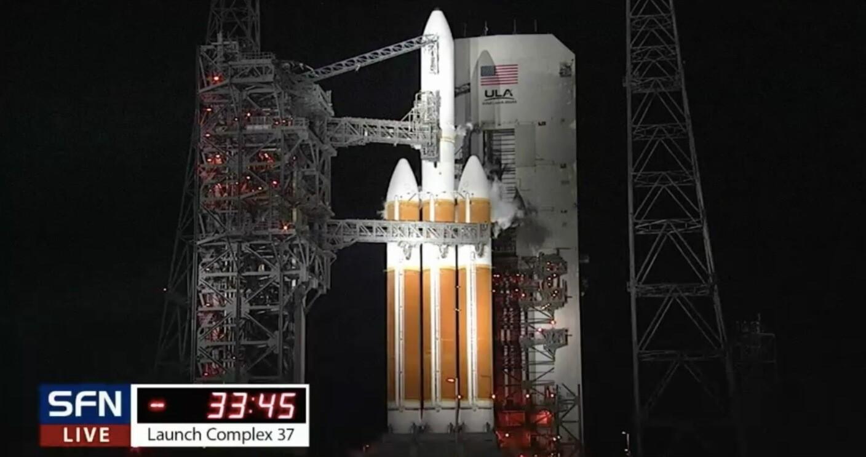 NASA со второго раза запустило зонд Parker, который приблизится к Солнцу