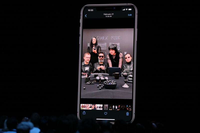 5cd957ee674d2 iPad OS, тёмная тема и Dualshock для Apple TV: главные новости с  презентации Apple на WWDC 2019 — Мобайл на DTF