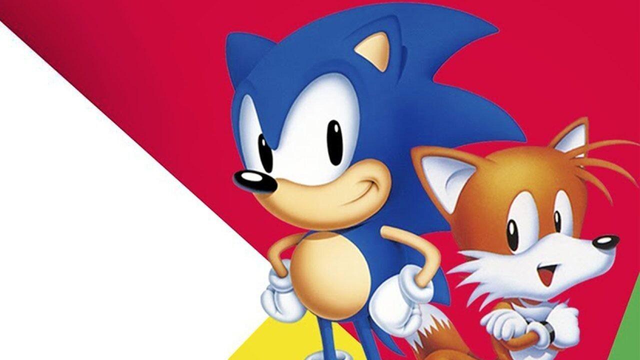 Постер игры Sonic the Hedgehog 2.
