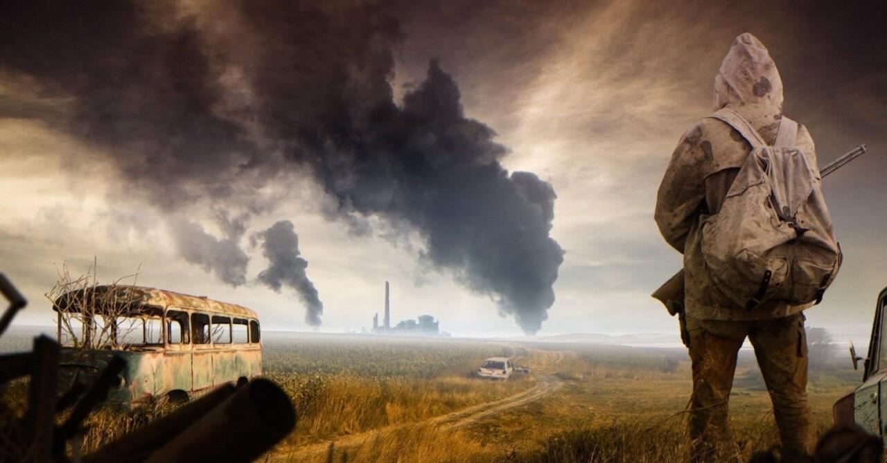 ATOM RPG: приключения неумного каннибала Олега на постсоветских пустошах