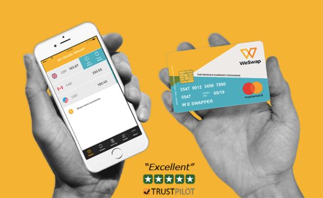 Стартап дня: сервис для конвертации валюты WeSwap
