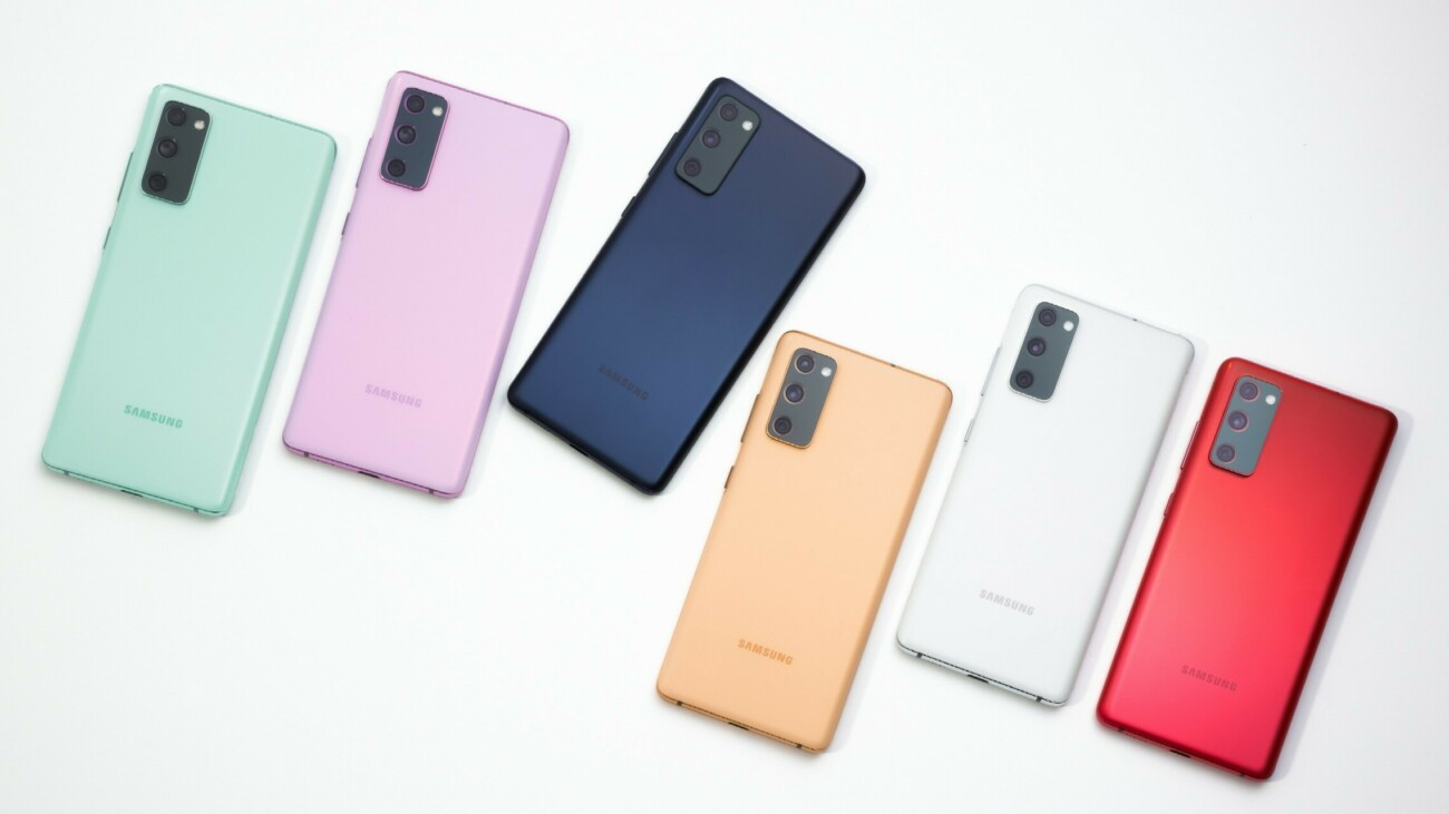 Samsung представила «бюджетный» смартфон Galaxy S20 FE за 49 990 рублей