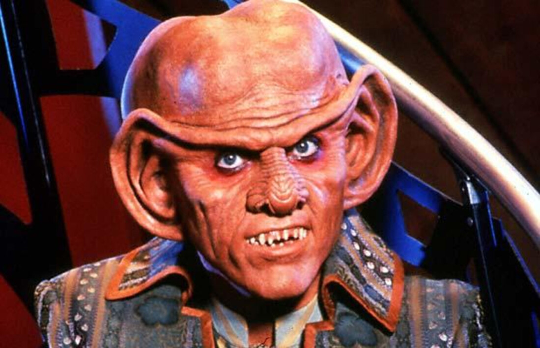 Ференги Кварк из Star Trek: Deep Space Nine