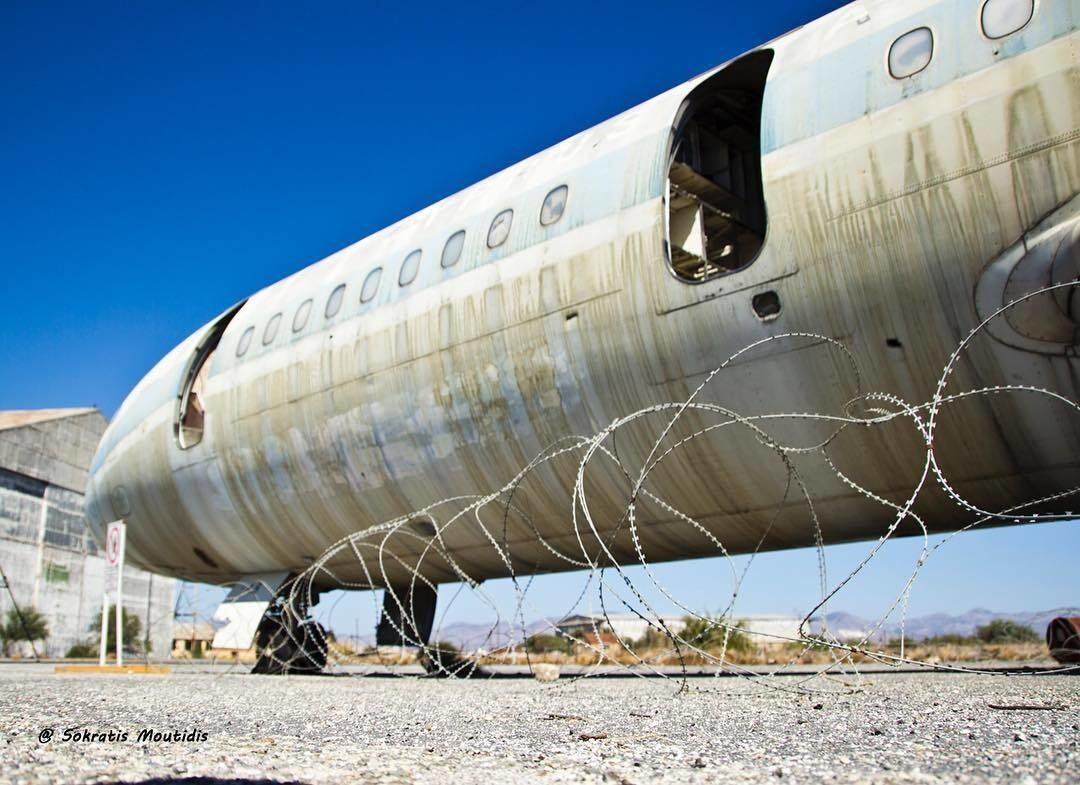 Фото: Заброшенные аэропорты мира