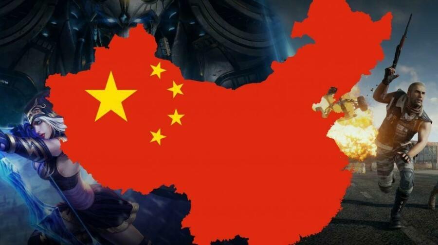 Картинки по запросу китай запретил онлайн игры детям для защиты