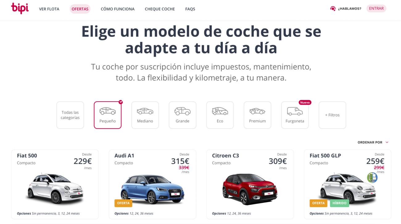 Подразделение Renault купило испанский сервис подписки на автомобили Bipi за $100 млн у TA Ventures и других