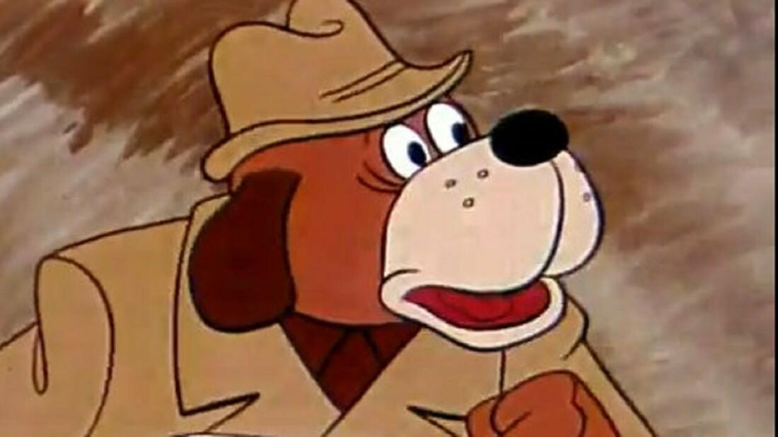 «Дело поручается детективу Тедди»