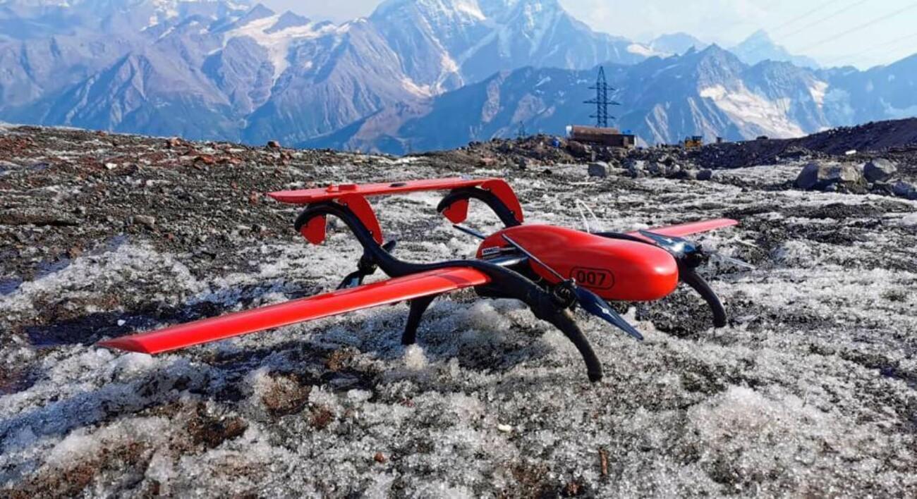 Российский разработчик коммерческих дронов для промышленности Fixar привлёк $2 млн