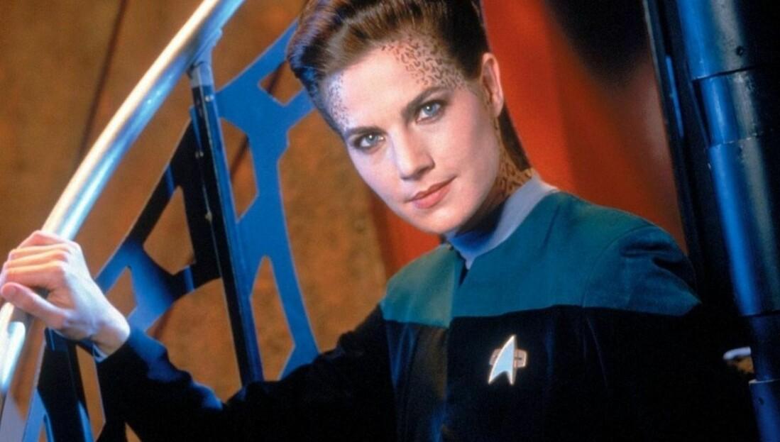 Джадзия Дакс из Star Trek: Deep Space Nine