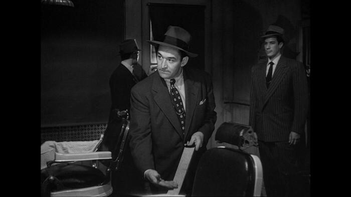 «Насаждающий закон»  (1951)