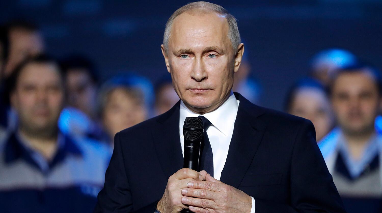 Резонанс: Выдвижение Путина