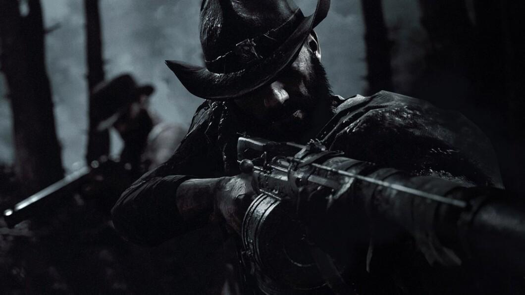 Люди и монстры в Hunt: Showdown
