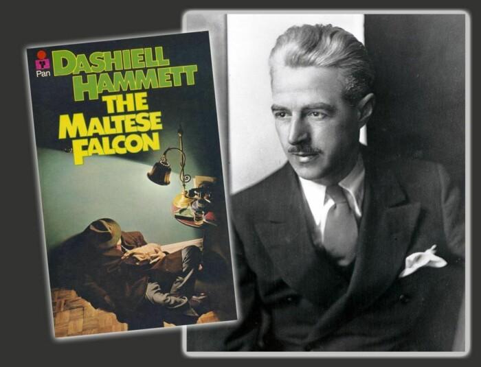Дэшил Хэммет (член компартии с 1937 года) и его роман «Мальтийский сокол» (1930)