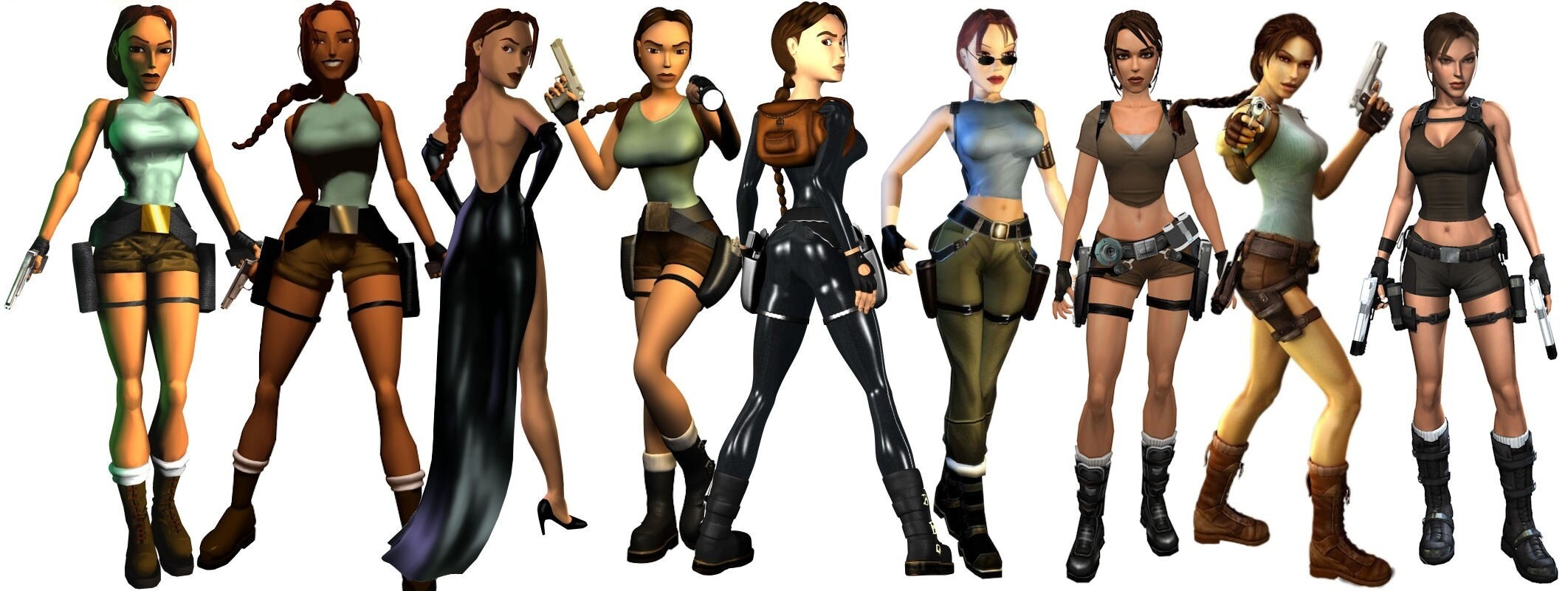 Lara croft old game hentia muscle pornstar