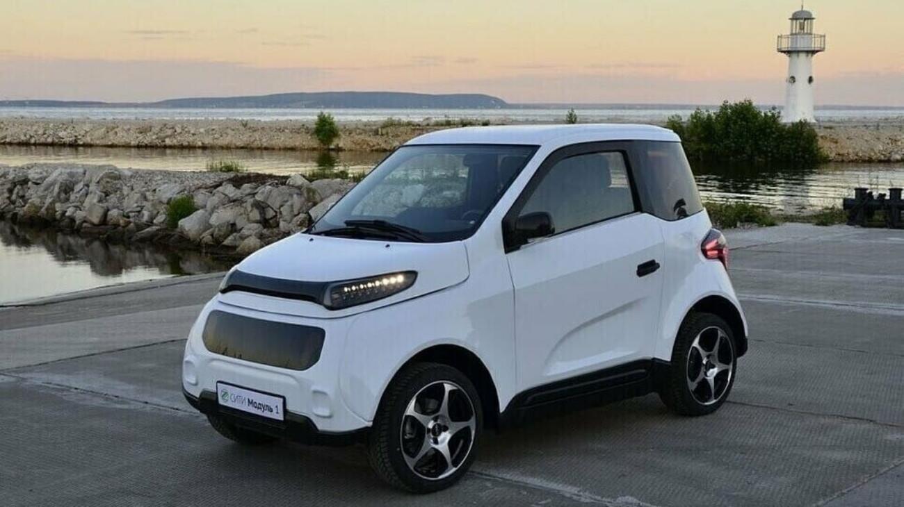 Российская Zetta начнёт серийное производство электромобилей до конца 2021 года