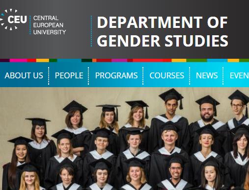 В Венгрии запретили программы по гендерным исследованиям