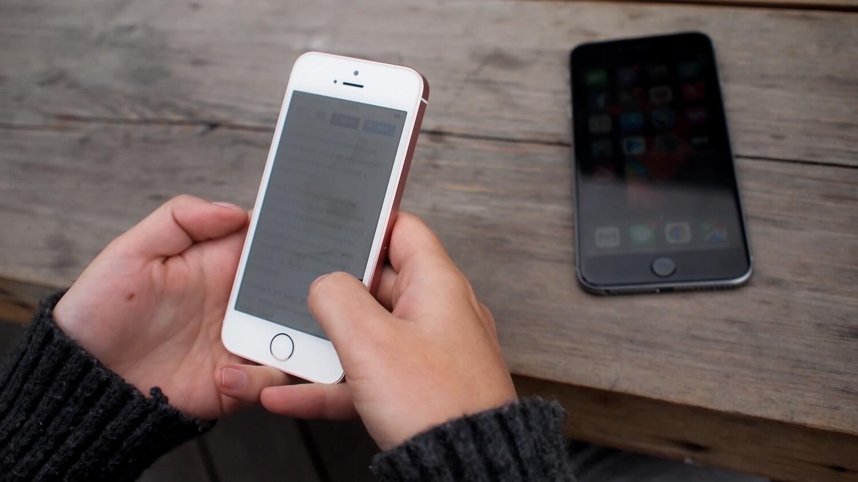 iPhone SE стал самым продаваемым смартфоном в России в августе-сентябре 2017 года