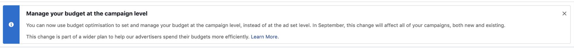 Просто об оптимизации бюджета кампании в Facebook