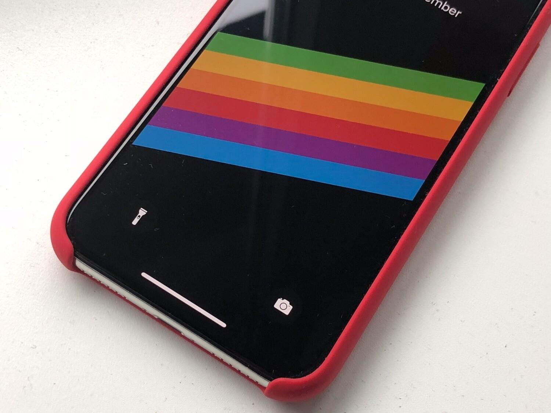 Apple предупредила, что AMOLED-экран iPhone X может выгорать