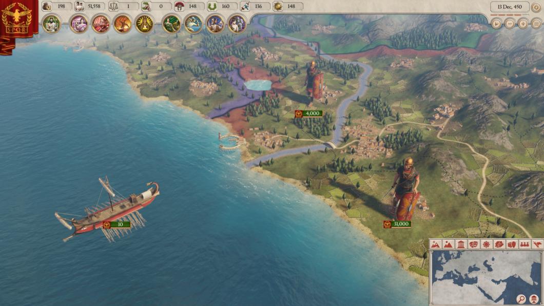 Что мы узнали об Imperator: Rome из разговора с разработчиком