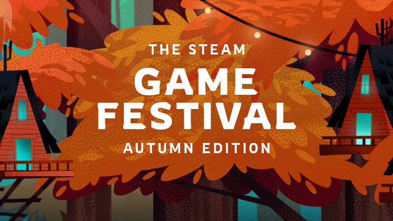 Осенний фестиваль в Steam