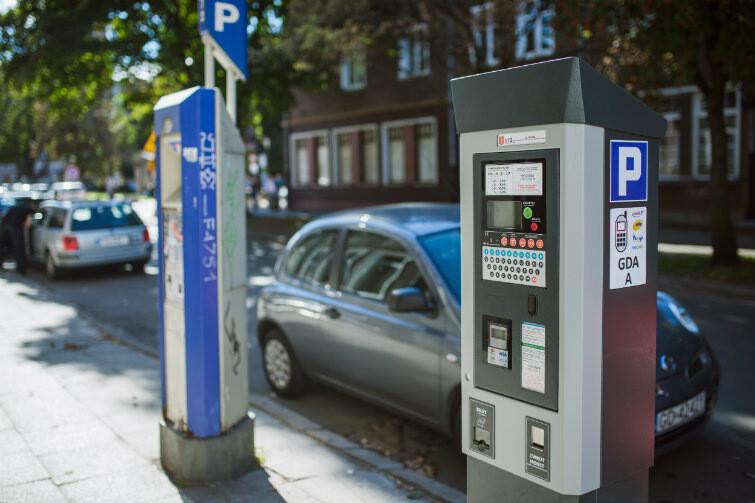 parkomat gdańsk