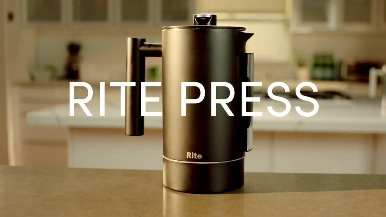 Стартап Rite Press собрал $1,3 млн на инновационный френч-пресс, почти не сдержал обещания и попросил добавить ещё денег