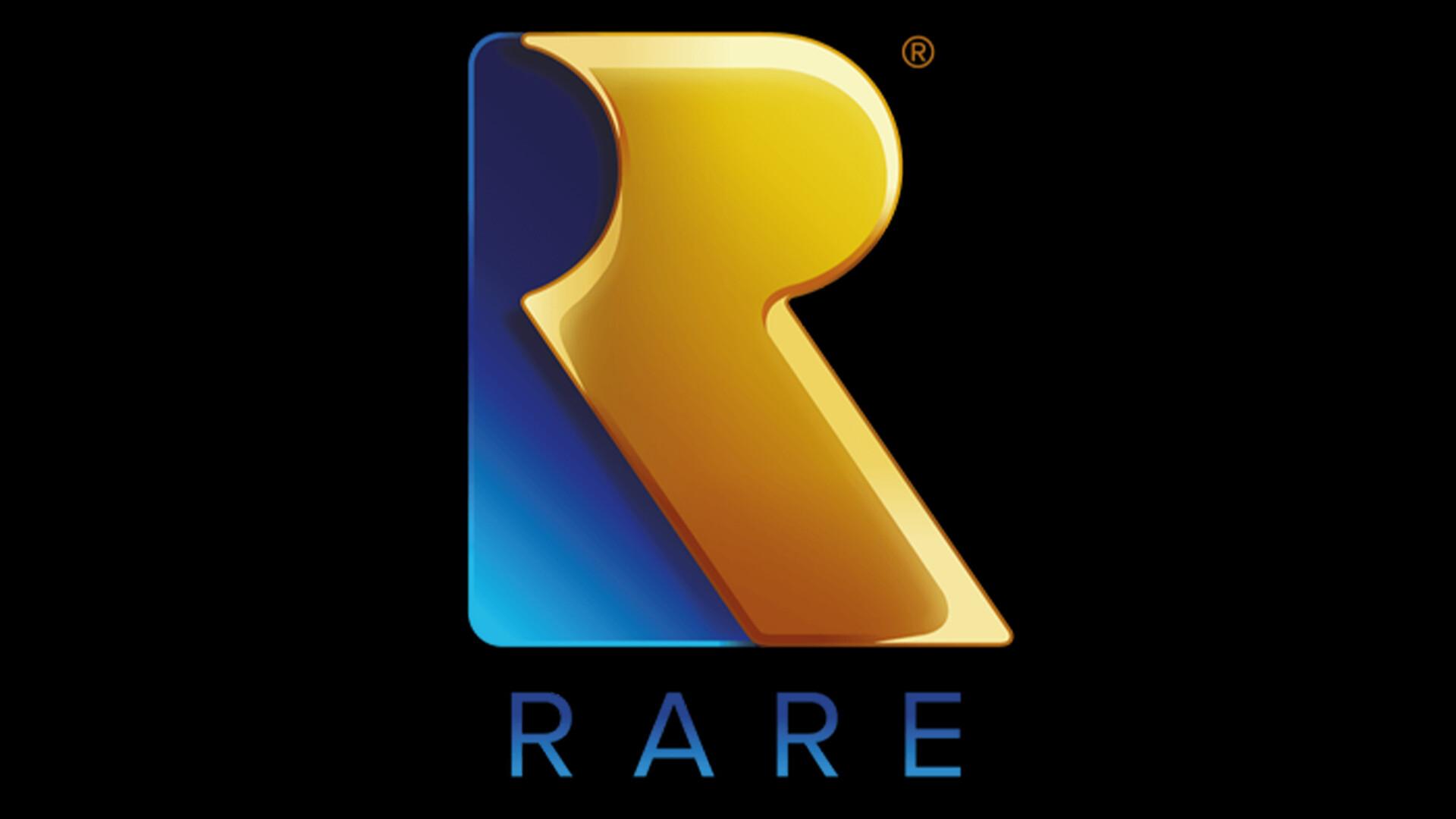 Логотип студии Rare