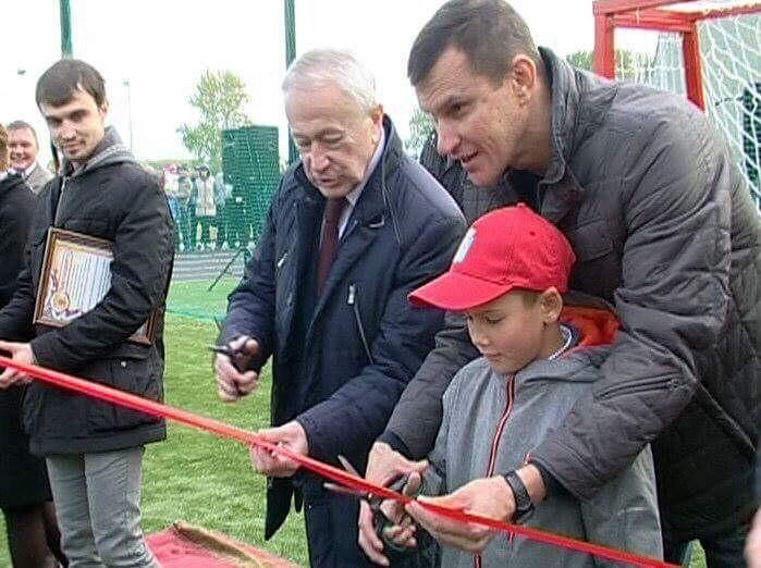 В Нижнем Тайгиле прокуратура возбудило дело по поводу привлечения несовершеннолетних к строительству стадиона