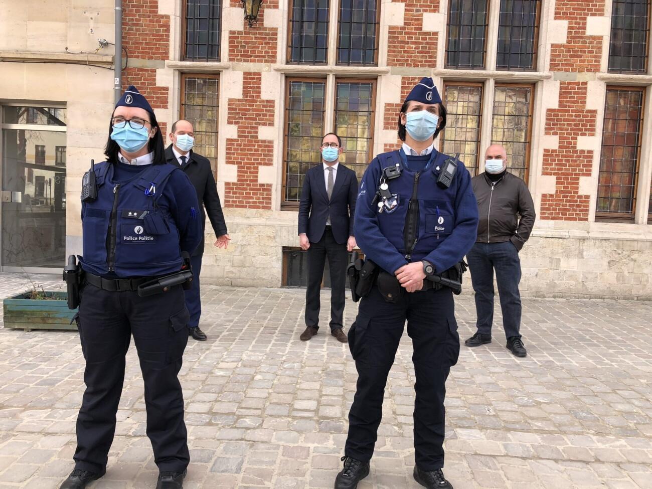 В Брюсселе ввели полицейские патрули в штатском для борьбы с домогательствами