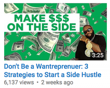 Видео, Мнения - Как получить 100 тысяч подписчиков в Youtube до конца года (ВИДЕО)