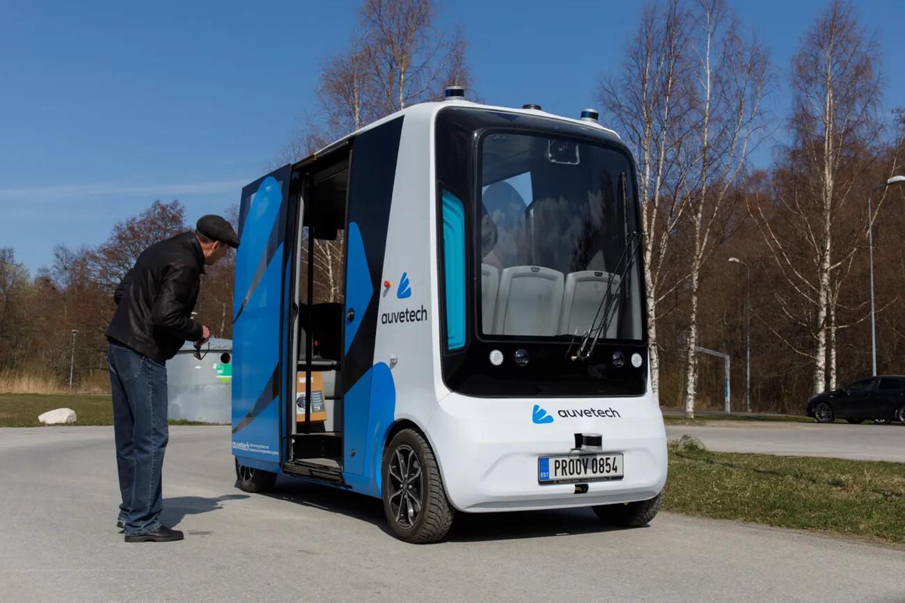 В эстонском городе Тарту запустят беспилотные шаттлы на водородном топливе — впервые в мире