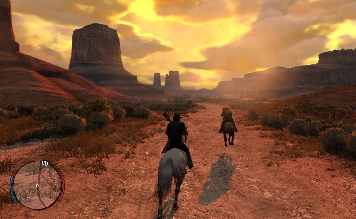 Продолжение вестерна Red Dead Redemption от Rockstar Возьмите на себя роль преступника Артура Моргана