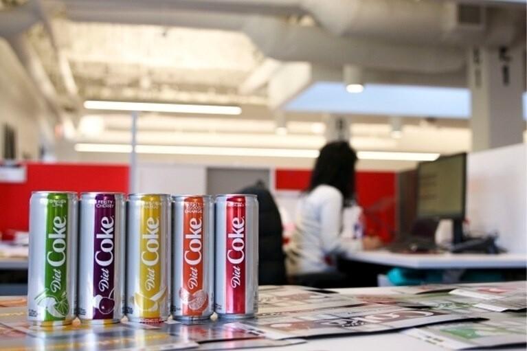 Coca-Cola изменит дизайн диетической колы на фоне падения продаж