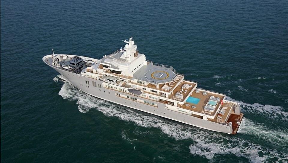 Hürriyet Daily News: Марк Цукерберг купил стометровую яхту за $150 млн