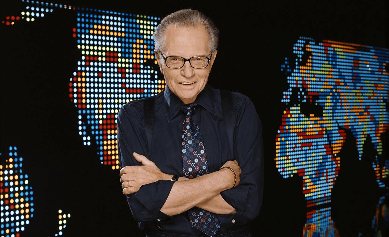 Умер телеведущий и журналист Ларри Кинг