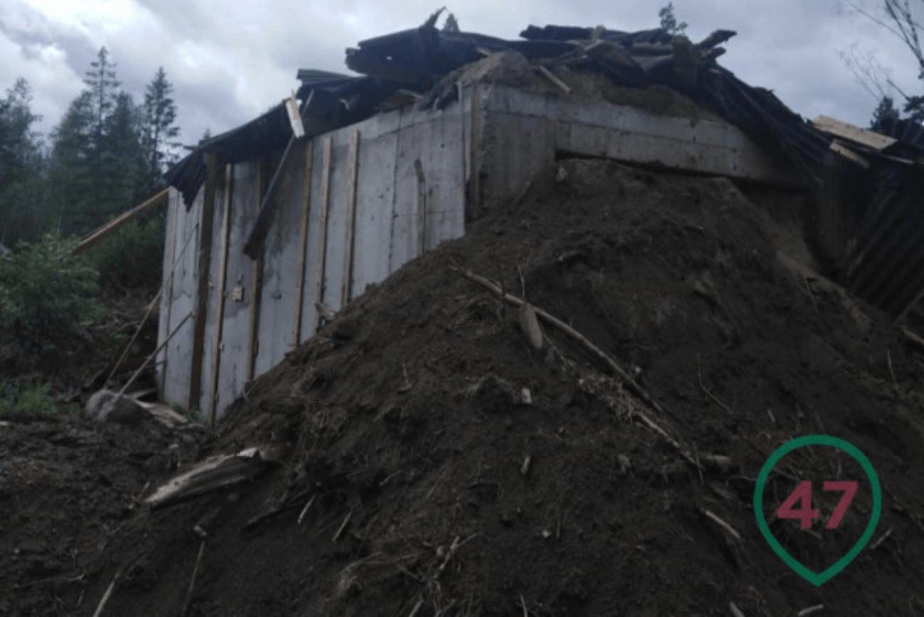 «Частную подземную тюрьму» под Петербургом полностью засыпали, а дом снесли — по просьбе владельца участка