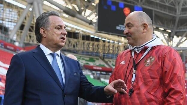 Би-би-си: ФИФА негласно запретила Мутко фотографироваться со спортивными топ-менеджерами