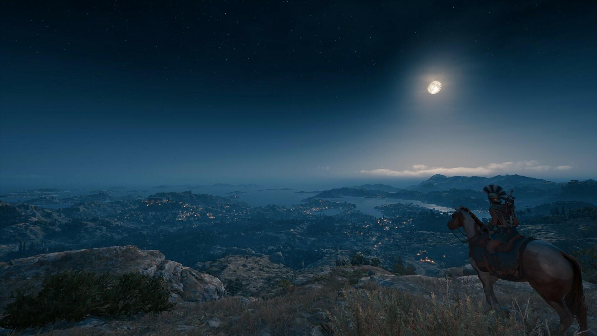 Графика в Assassin's Creed Odyssey