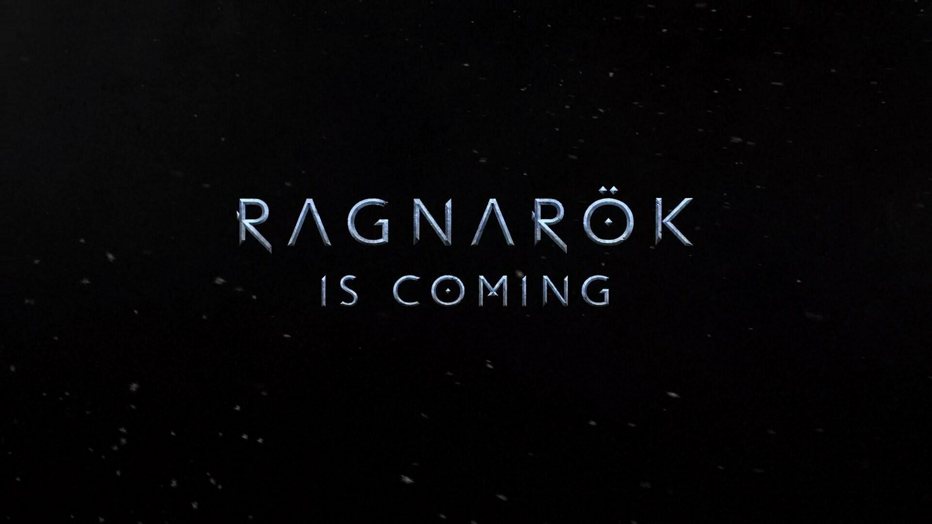 Кадры тизера God of War: Ragnarok