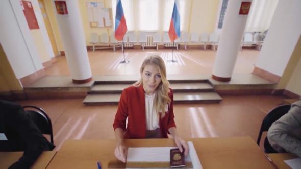 Секс в предвыборной комисии