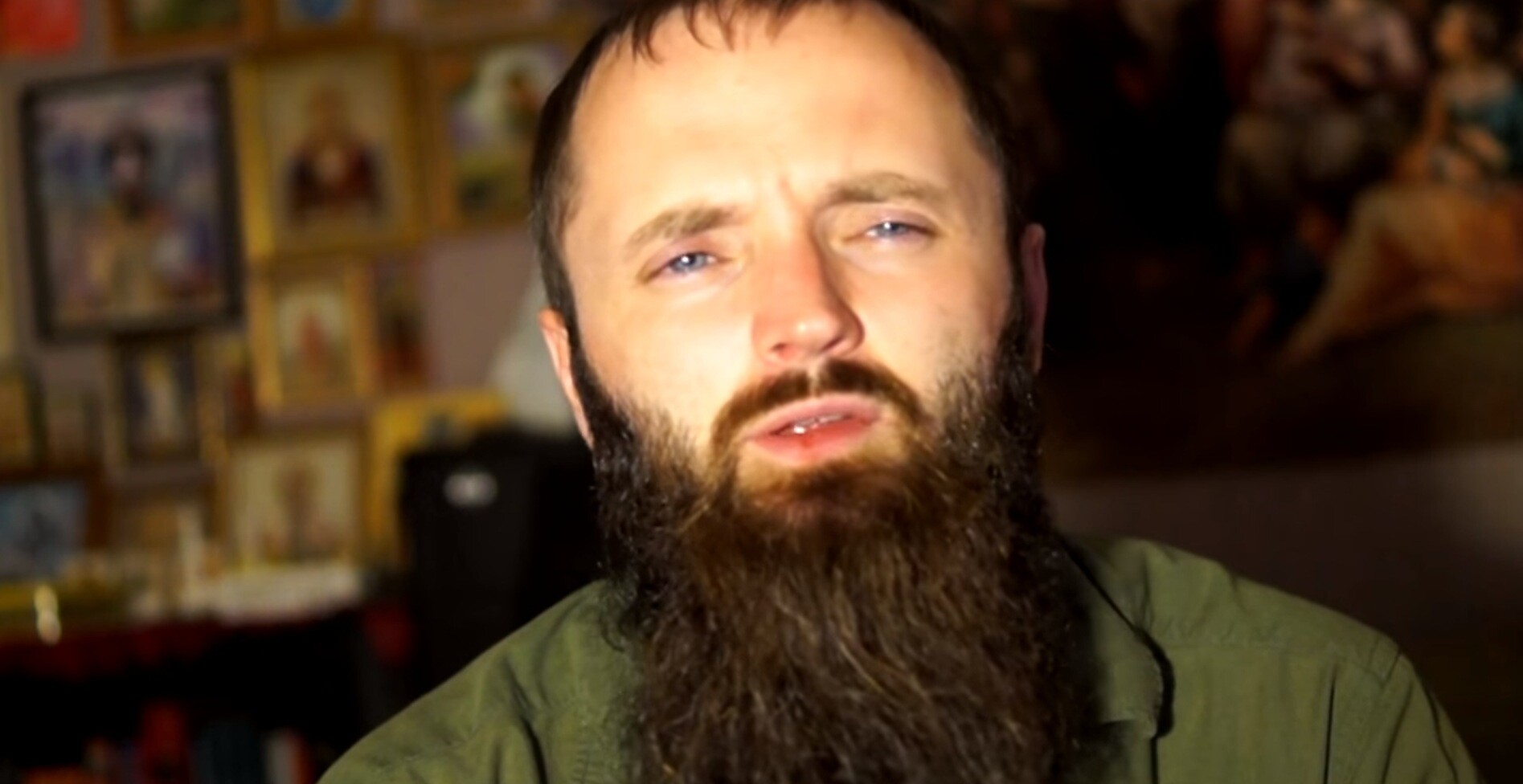 На лидера «Христианского государства» завели уголовное дело об экстремизме за оскорбления мусульман