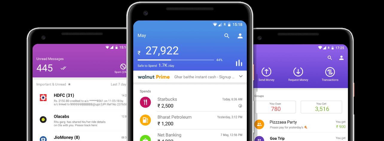 Стартап дня: индийский сервис для учёта расходов Walnut