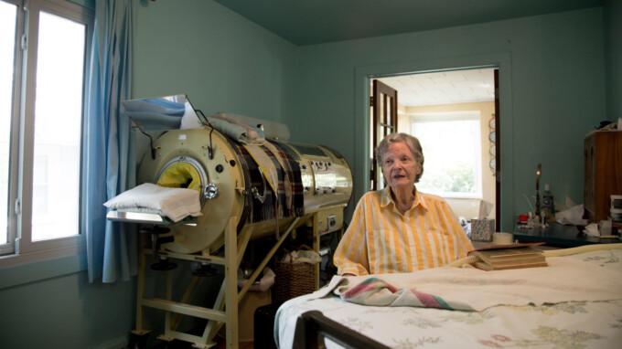 Последние из «железных лёгких» (4 фото)