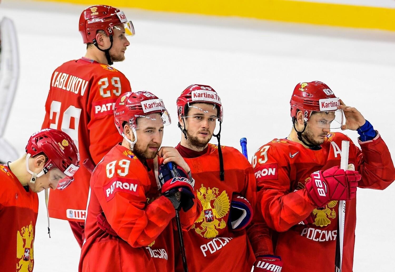 Сборная России по хоккею не вышла в полуфинал Чемпионата мира впервые с 2013 года