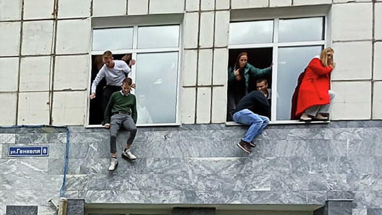 «Тихий и спокойный мальчик»: что известно о стрельбе в пермском вузе, где погибли 6 человек, а ещё 28 получили ранения