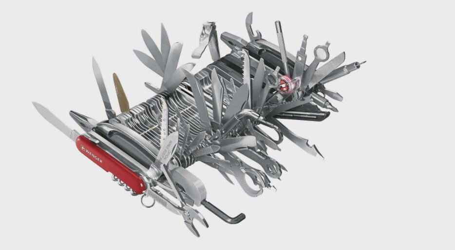 «Он спросил меня, где Сара Коннор»: что пишут на Amazon про слишком функциональный швейцарский нож