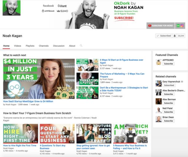 Как получить 100 тысяч подписчиков в Youtube до конца года (ВИДЕО) 4