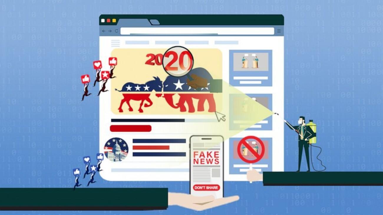 Как соцсети резко ужесточают правила перед президентскими выборами в США-2020