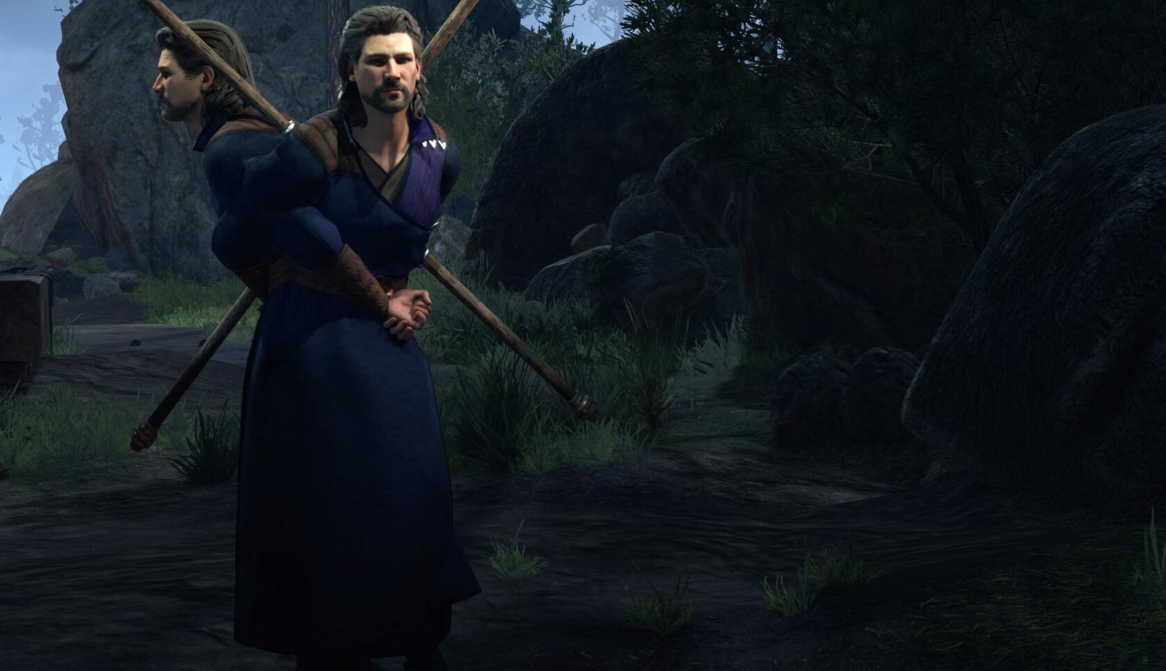 Один из самых частых багов в ранней версии Baldur's Gate 3